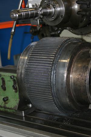Réparation Rouleau